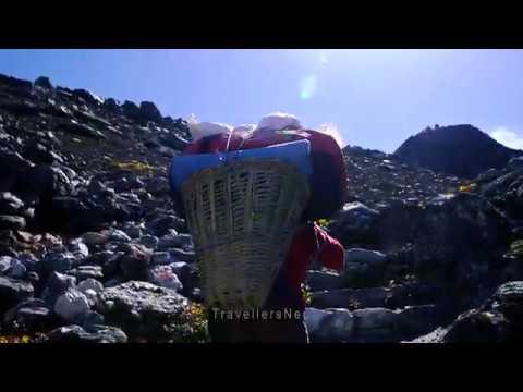 The Most Dangerous Lake Tsho Rolpa trek