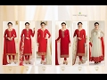 latest indian dresses collections 2017 || vinay fashion || Prachi-Valentines special.