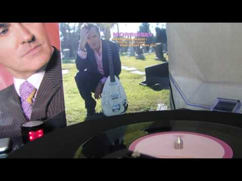 "Morrissey - Redondo Beach, 30° Single [ 7"" ]"