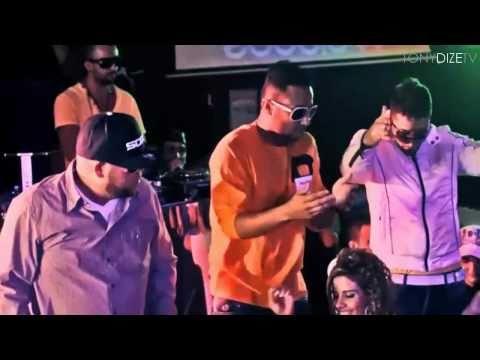 Ñejo Y Dalmata Ft Tony Dize - Senda Maniatica VIDEO OFICIAL REGGAETON 2011