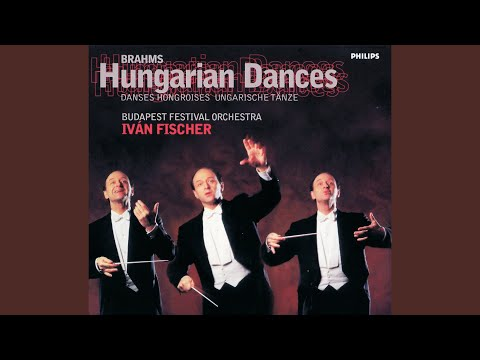 Brahms: Hungarian Dance No.4 In F Sharp Minor - Orchestrated By Iván Fischer