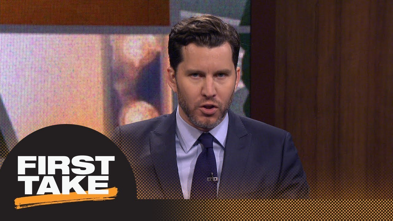 Will Cain on Rockets: They were 'done' before the series vs. Warriors started | First Take | ESPN