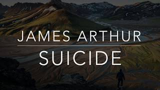 Gambar cover James Arthur - Suicide (Lyrics/Tradução/Legendado)(HQ)