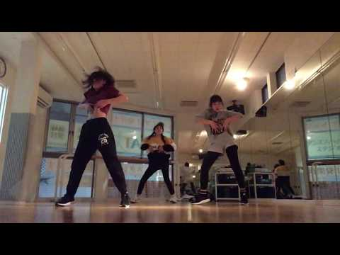 """Lying Together"" ASUKA Yazawa dance class"
