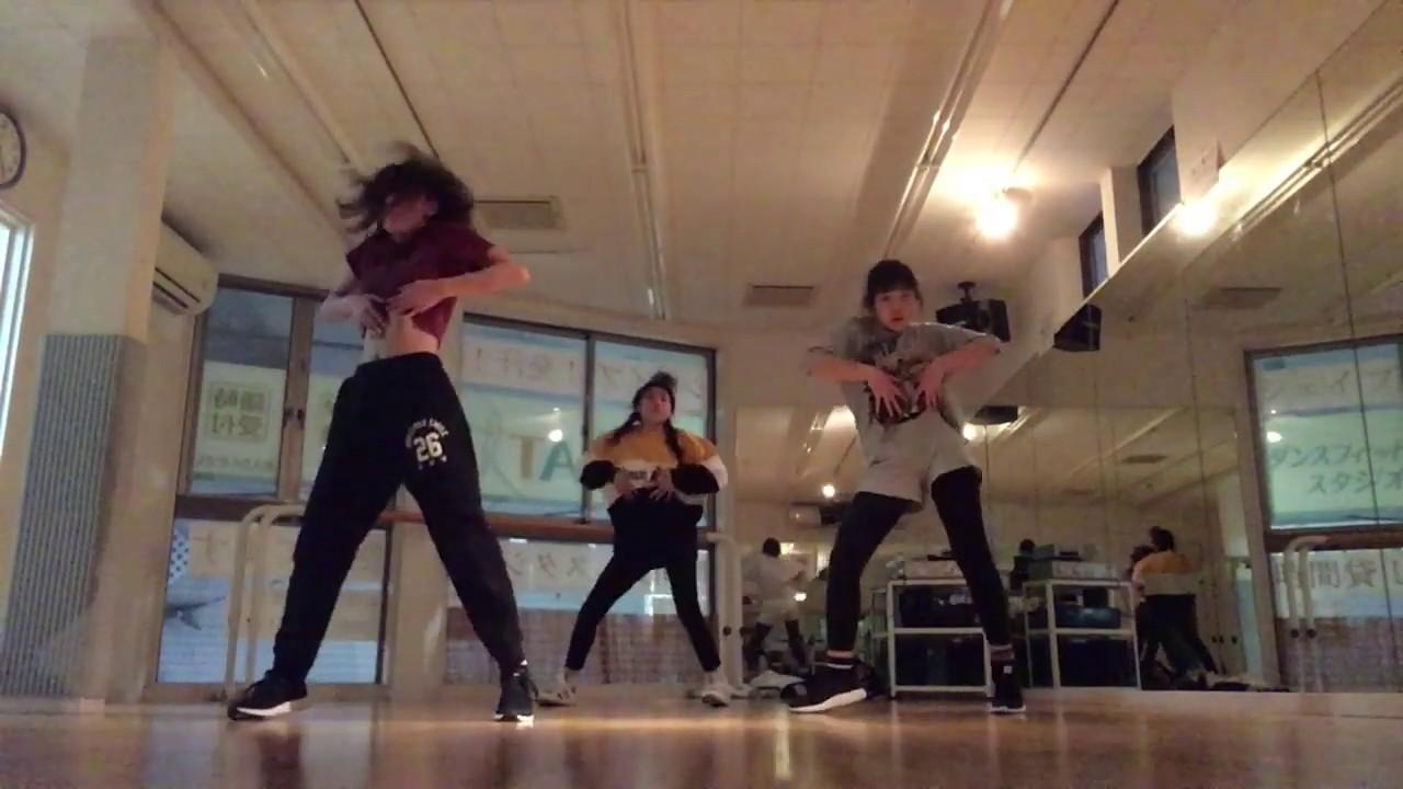 """Lying Together"" ASUKA Yazawa dance class"