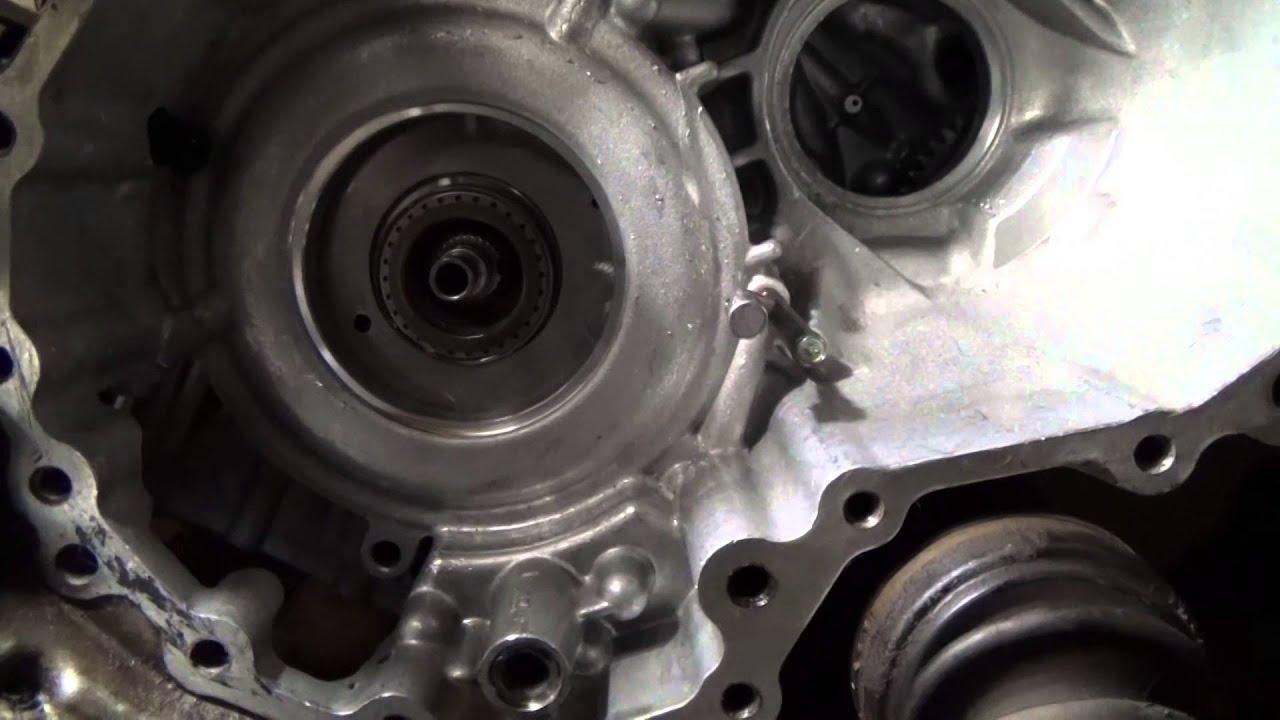 Замена масла в вариаторе на Тойота РАВ4 2011 года Toyota RAV4 .