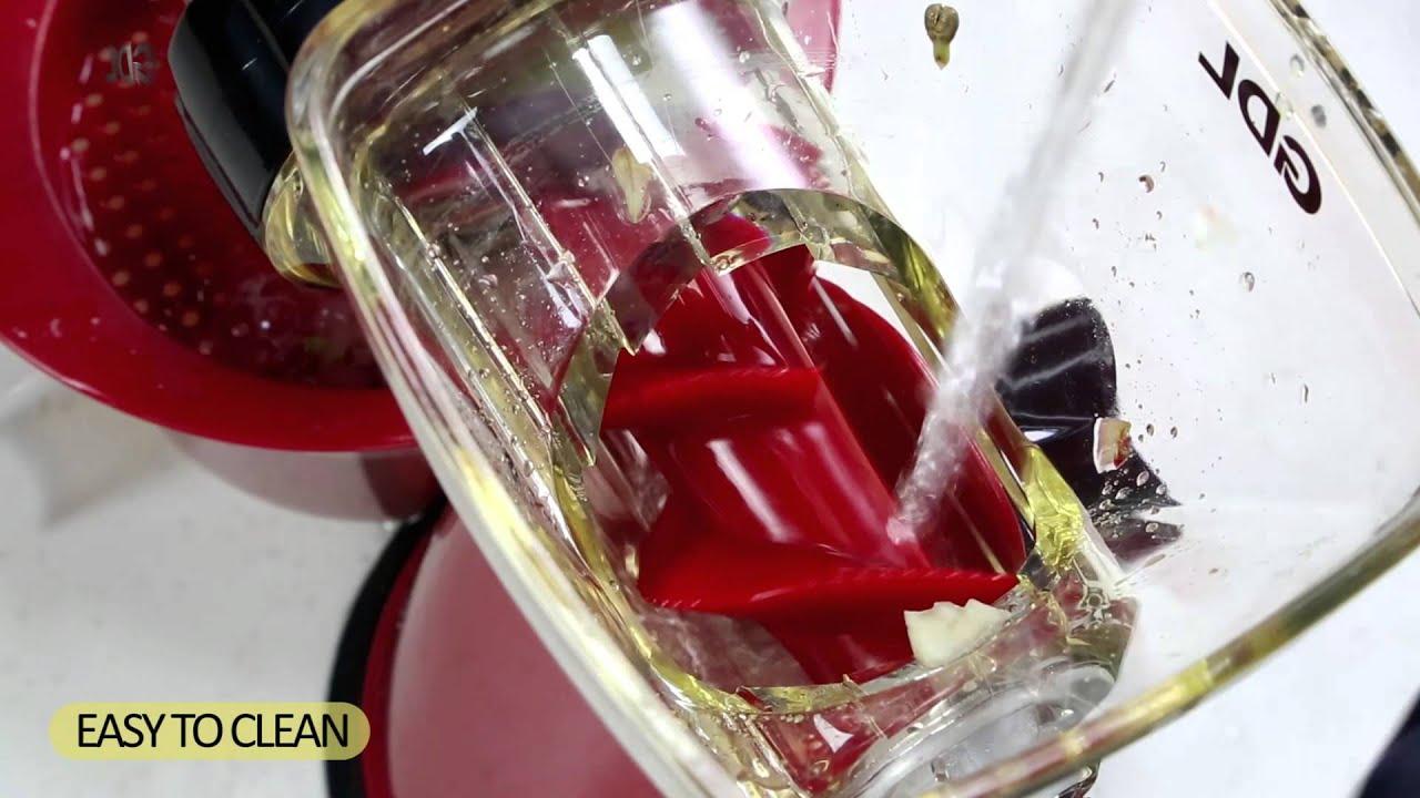 manual slow Juicer & Mincer meat grinder (PS-308B) on b... Doovi