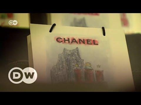 Chanel-Modenschau in der Elbphilharmonie | DW Deutsch