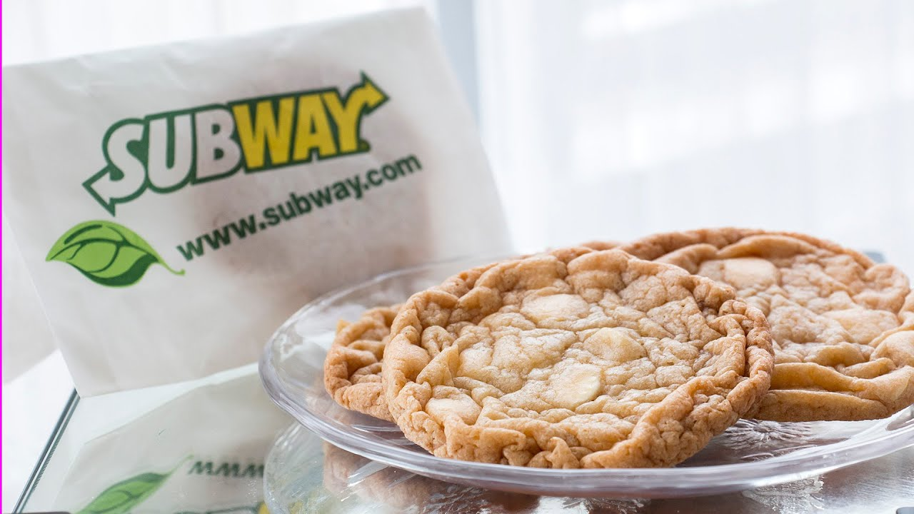 how to make subway cookies soft again