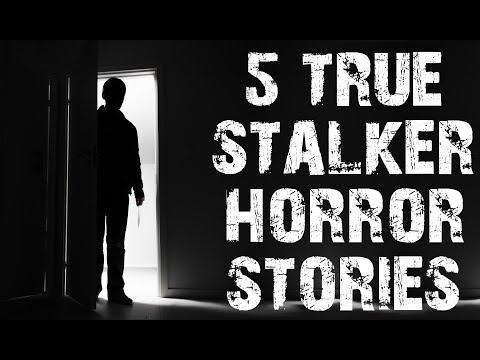 5 TRUE Creepy & Disturbing Stalker Horror Stories | (Scary Stories)