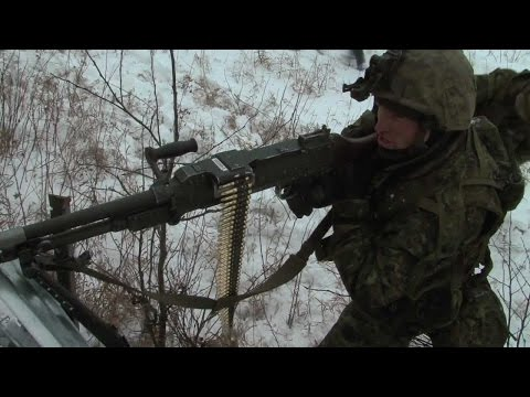 """Disturbed - """"The Sound of Silence"""" (Canadian Military Tribute)"""