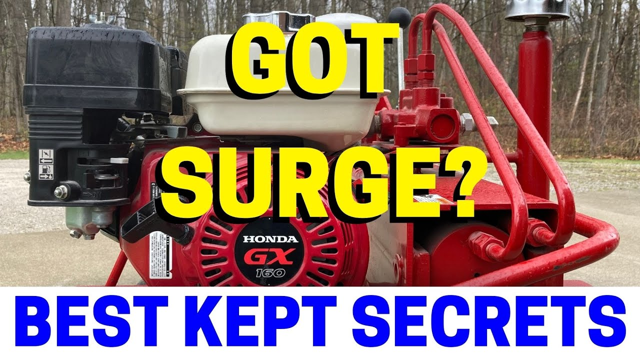 (Part 2) How To Fix Revving Up & Down Or Surging - Small Engine Repair  Shops Hate This Video