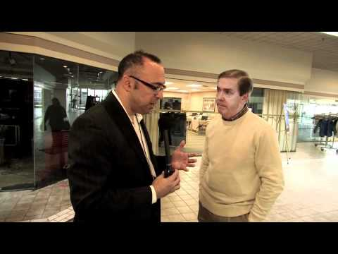 Jeff Santos - NH Primary Interview (Steve Scully) - 1-10-12