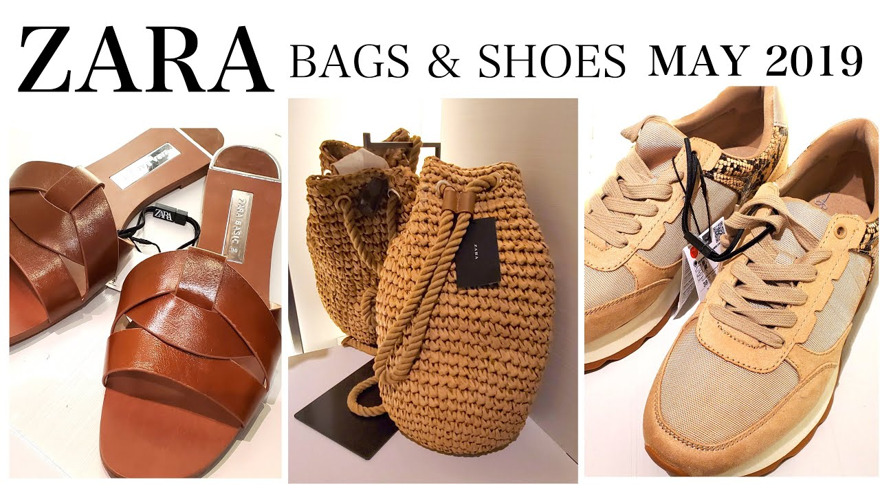 BAGS AND SHOES MAY 2019