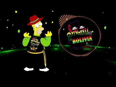 FOLKLORE BOLIVIANO - DJ VLADY - MIX SALAY BOLIVIA 3.0 (HD) 2019
