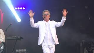 Thompson Twins Tom Bailey - love on your side @ let's rock norwich 2019