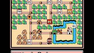 Super Mario Bros 3 - A Bored dude plays Super Mario Bros 3 - User video