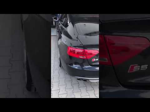 Hydrogen Carbon Cleaning - Audi S5, Germany