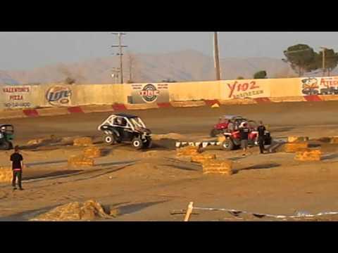 Victorville raceway park 6-18-11 1st heat