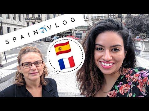 San Sebastian & Biarritz  Travel Vlog 🇪🇸🇫🇷