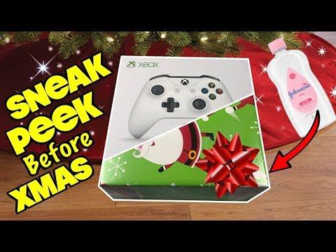 5 Ways To Sneak Peek At Your Christmas Presents: PART 2 - Christmas Life Hacks | Nextraker