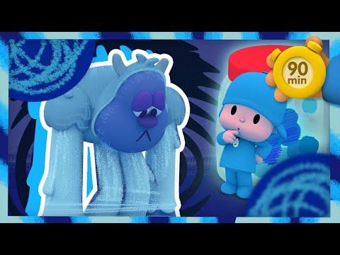 😢 POCOYO AND NINA - Feelings: I'm sad [90 minutes]   ANIMATED CARTOON for Children   FULL episodes