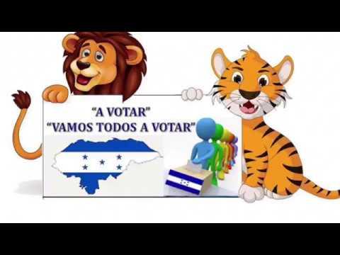 """""""A Votar"""" """"Vamos Todos A Votar"""""""