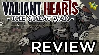 Valiant Hearts: The Great War Review!