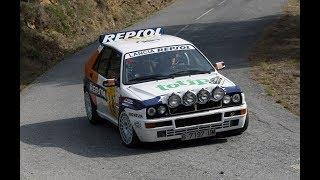 Lancia Delta Integrale 1993 - Best moments