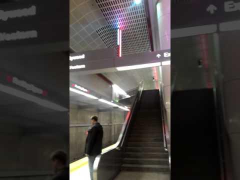 Pershing square metro station