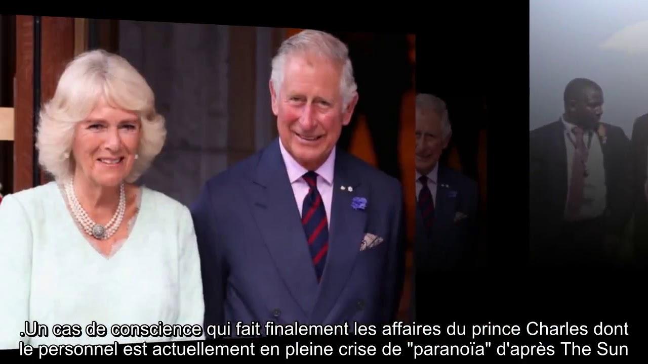 ✅  The Crown: une scène gênante entre Camilla et Charles est passée à la trappe