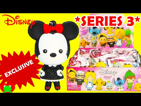 Disney Figural Keyrings Series 3 with Mystery Exclusive Chasers