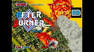 1987 [60fps] After Burner II Hit1517 Nomiss ALL