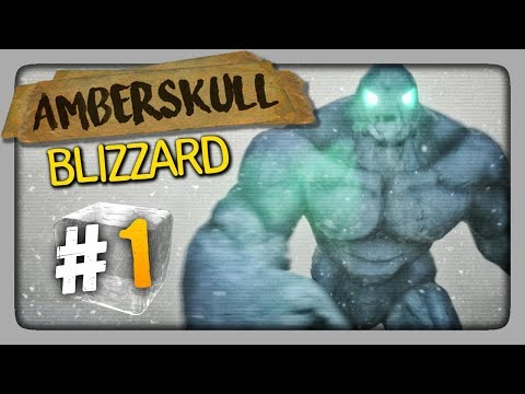 Amberskull Прохождение #1 ✅ ФИЛЬМ 1: BLIZZARD ❄️