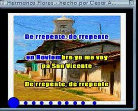 Orquesta Casino - San Vicente (karaoke)