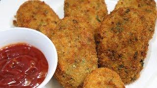 Egg Kabab | Egg Potato Kabab | Snacks Recipe | Super Tasty