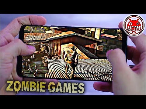 TOP 10 || The Best ZOMBIE GAMES For Android/iOS Of All-Time || Gamerzed Tv
