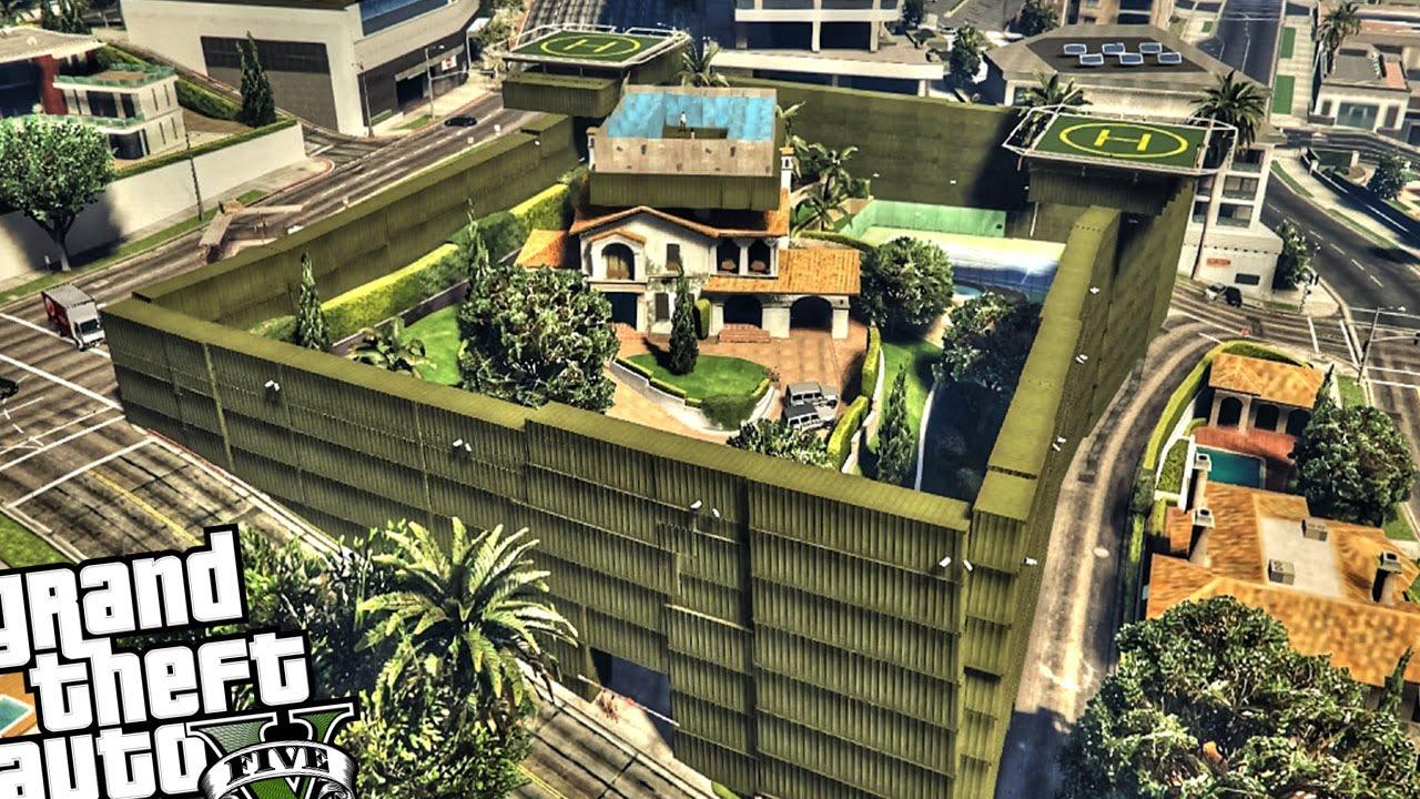 Jail Map - GTA 5 MOD