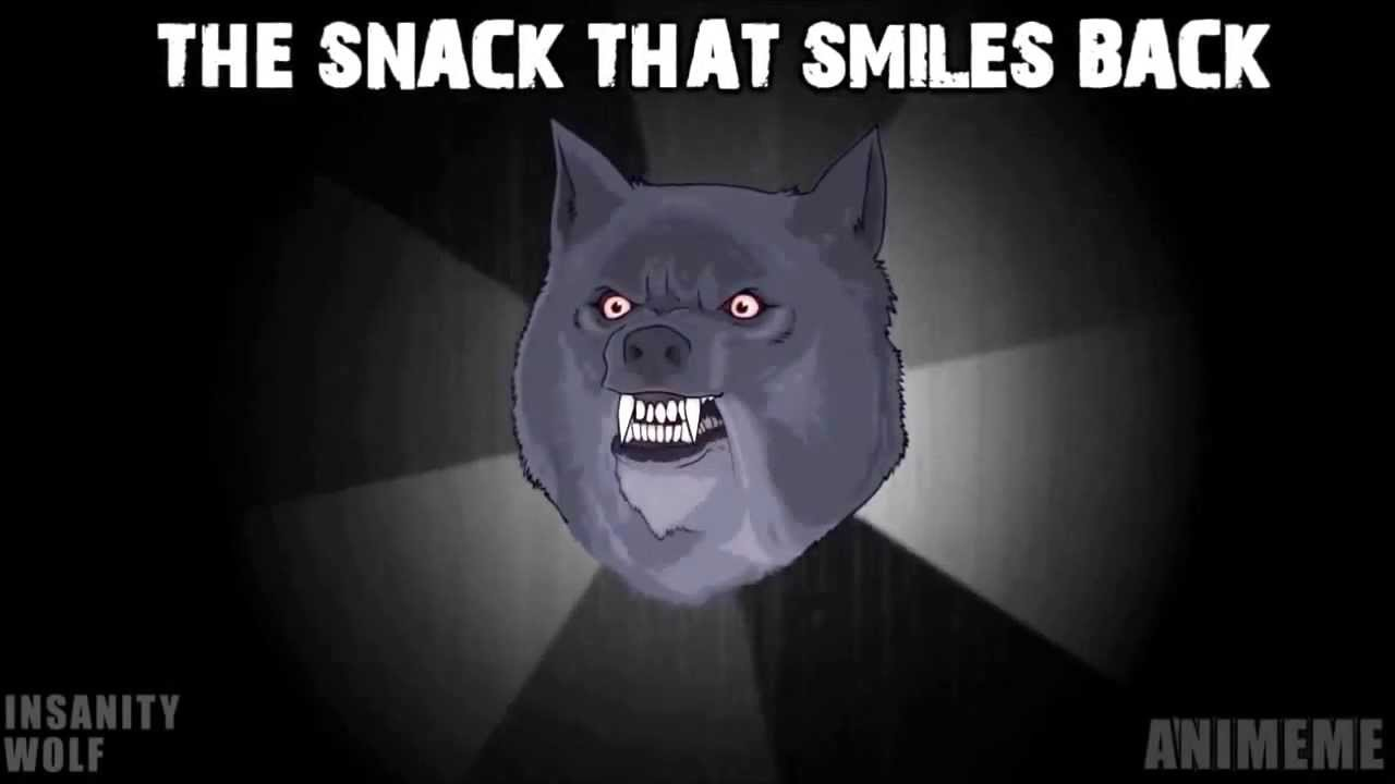Insanity Wolf The Snack That Smile Back Youtube