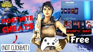 Fortnite Cheats - France Skins Gratuit Hack