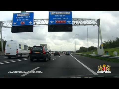 Double Utrecht + Amsterdam Overamstel (9.8.11 - Day 434) Carnager Daily VLOG