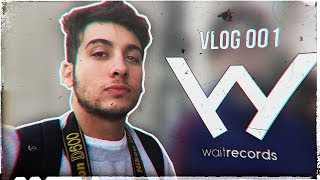 WAIT RECORDS VLOG 001 | Backstage videoclip HERCULES