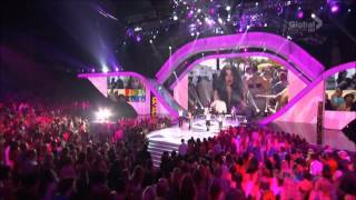 Carly Rae Jepsen - Call Me Maybe (Teen Choice Awards 2012) HD