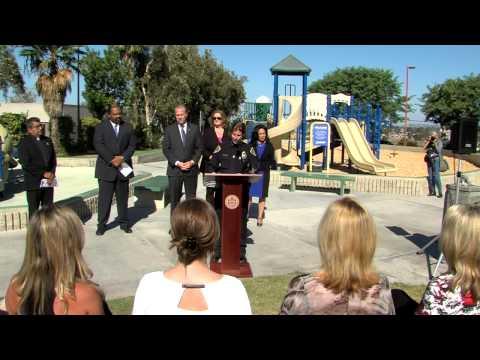 Park Renamed in Honor of Fallen San Diego Police Officer