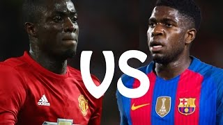 Samuel Umtiti vs Eric Bailly ● Epic Defensive Skills ● 2017