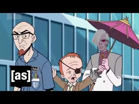 Quizboy And The Pink Phantom The Venture Bros Adult Swim Youtube