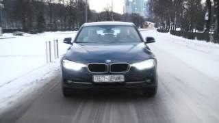 рассказ BMW 320d 2016