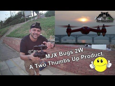 MJX Bugs 2W A Cheap GPS Drone with FHD 1080P 5G WiFi FPV