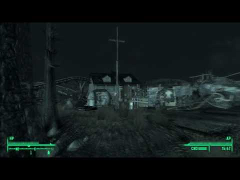 Fallout 3: Barter Book Location - Raider Camp, East of Bethesda Ruins