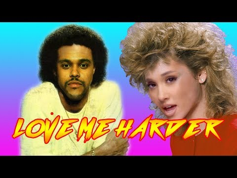 80s Remix  Love Me Harder